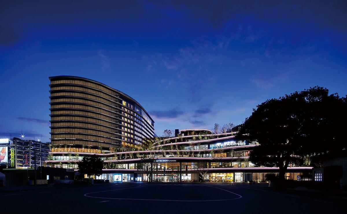 ホテル トラスティ プレミア 熊本